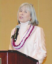 Heidi Nesbitt, director of Pre-Law Summer Institute for American Indians and Alaskan Natives