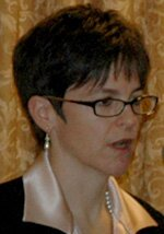 Mary C. Ellison, director of policy for the Polaris Project in Washington, D.C.